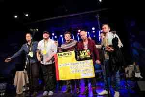 Vítězové soutěže Dech mladého jazzu