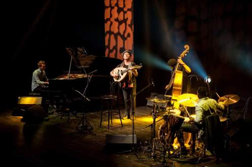 Dhafer Youssef band