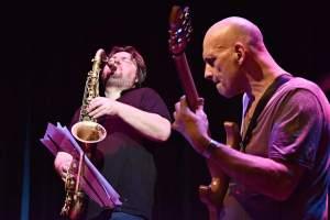 Duo Mockünas & Ducret aneb Jazzové surreálno v Pardubicích