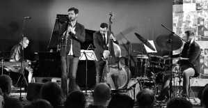 Robby Marshall s českým triem na Jazzinci nadchnul