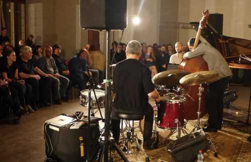 Shai Maestro Trio, Novoměstská radnice Praha, 27.3.2017