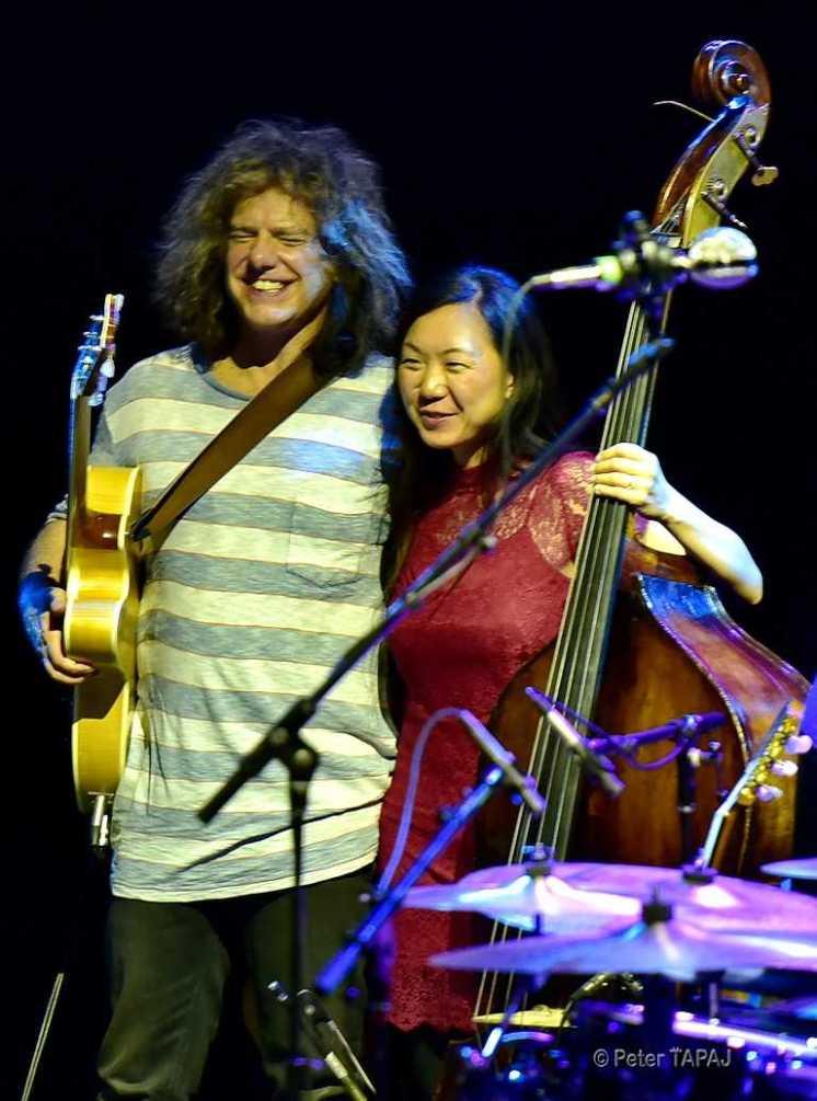 Pat Metheny & Linda Oh