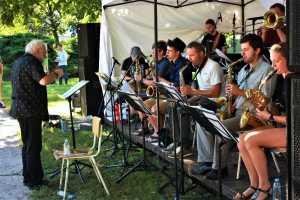 Nábřeží jazzmanů v Hradci Králové ve znamení blues a jazzových fúzí