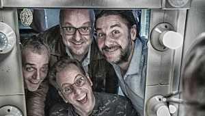 Pozoruhodný jazzový crossover nizozemského kvarteta Estafest!