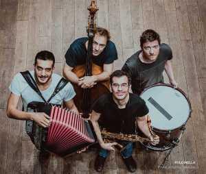 Francouzské kvarteto Pulcinella a jeho jazz dell´arte