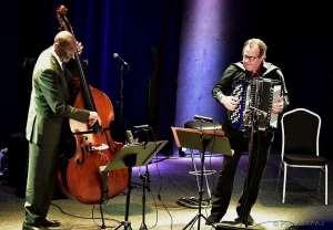 Report: Ron Carter & Richard Galliano v Bratislave