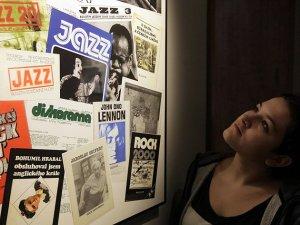 Na Jazzinec zavítala výstava o Jazzové sekci