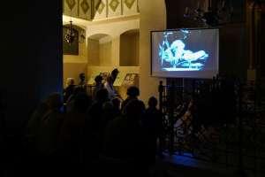 V boskovické synagoze ožil němý Golem hudbou