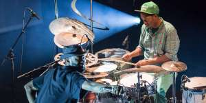 Fotoreport: Chris Dave and The Drumhedz na Echoes of JFB 2019