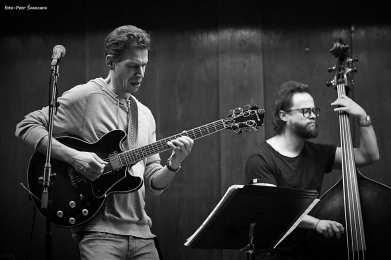 Vilém Spilka Quartet v Letovicích (8)