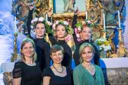 Baletní škola Pirueta, Jana Bezpalcová, Vesna Cáceres, Markéta Laštuvková