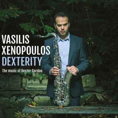 "VASILIS XENOPOULOS - ""Dexterity"""