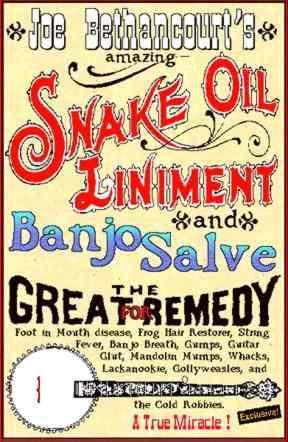 snake-oil