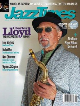 JazzTimes October 2011 cover