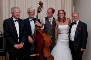 Jazz Band Bruiloft