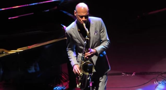 The Bad Plus Joshua Redman As this Moment Slips Away Buenos Aires 18/05/16
