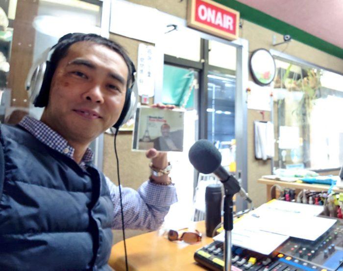 ラジオ番組「ジャジーのJAZZタイム×幸せな相続相談」(FMレキオ80.6Mhz) 収録 20200413収録