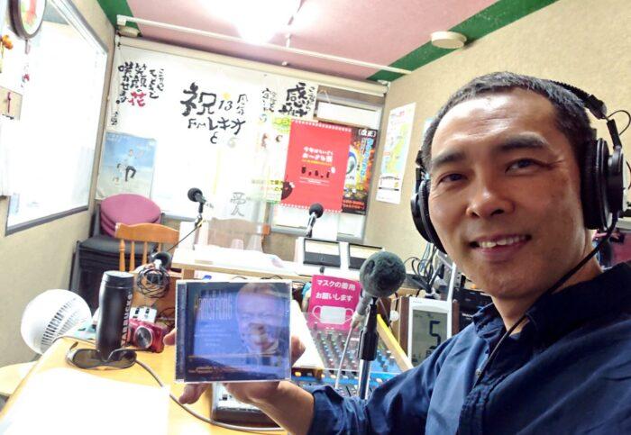 ラジオ番組「ジャジーのJAZZタイム×幸せな相続相談」(FMレキオ80.6Mhz) 収録 20210406