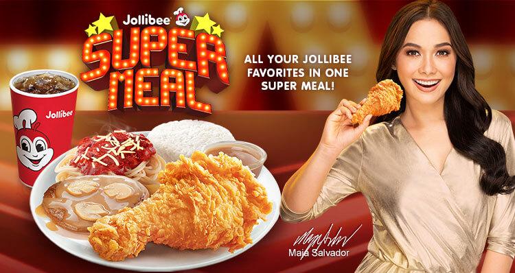 Jollibee Delivery Menu Online