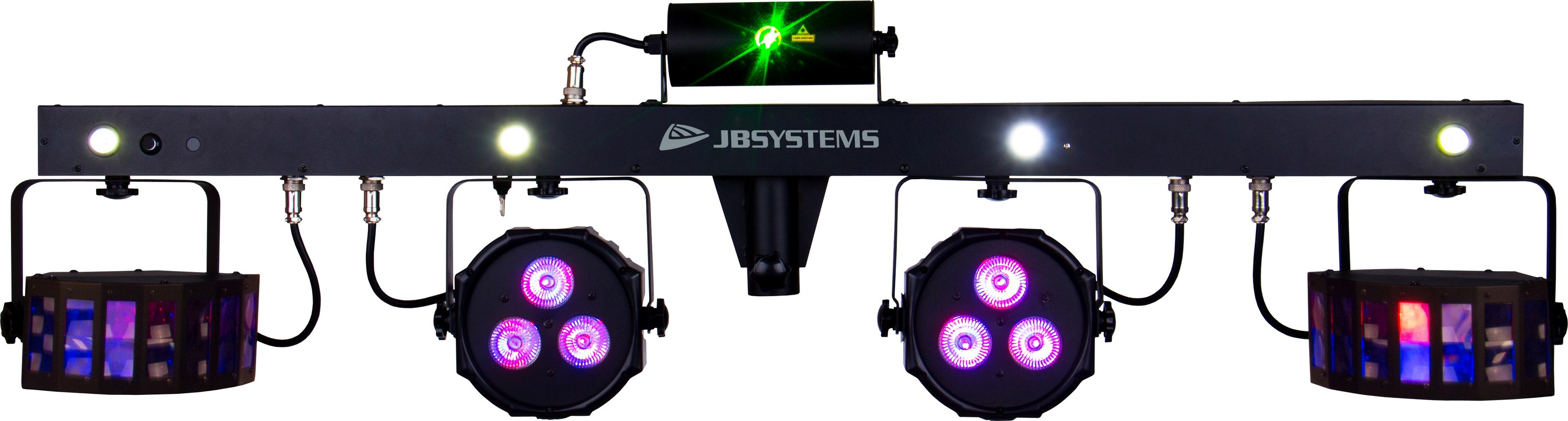 Led Light Scanner
