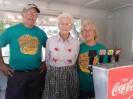 VBS Coke Wagon Crew: Don, Jewel and Jan