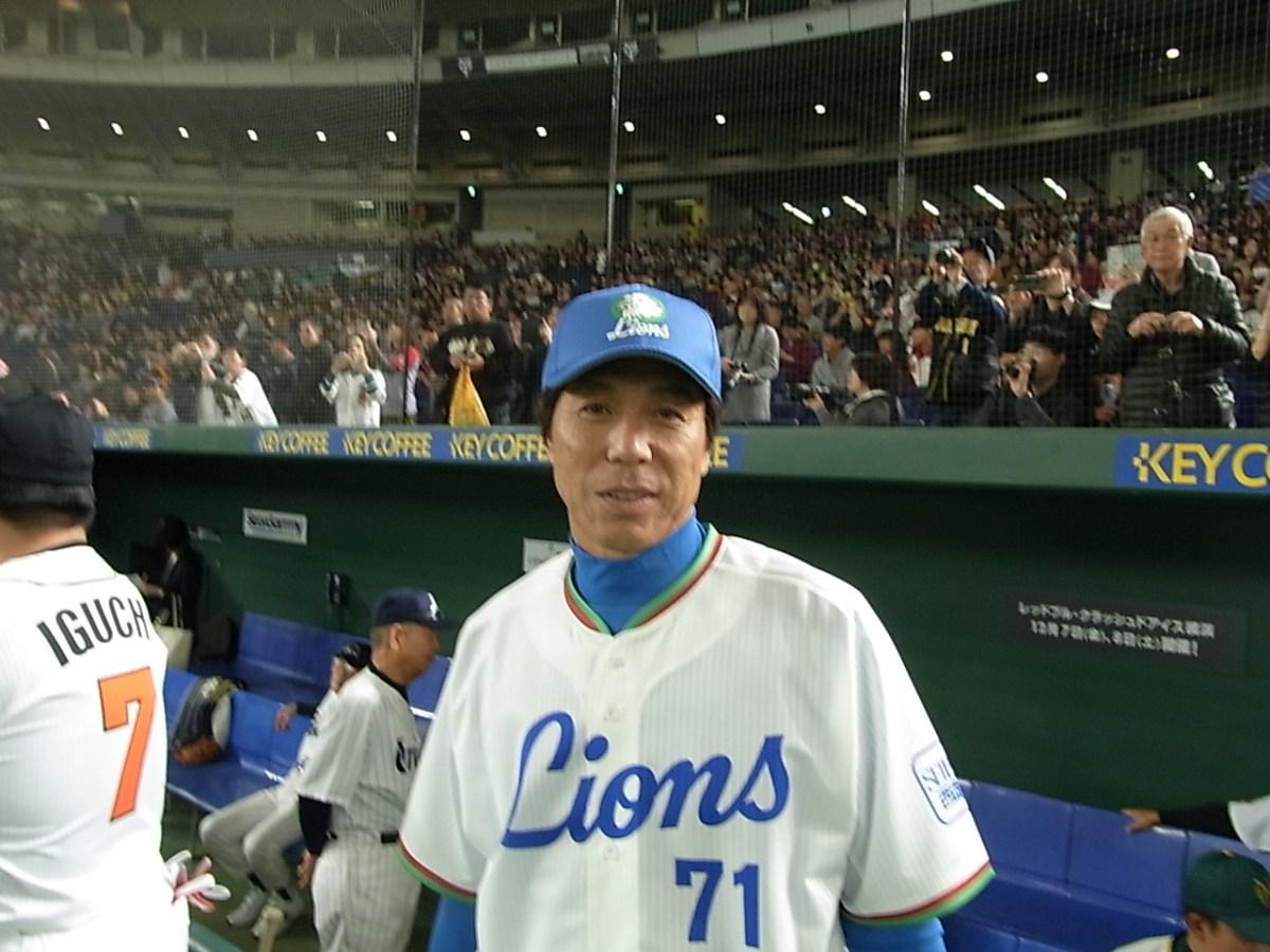 Former Hawks skipper Koji Akiyama.
