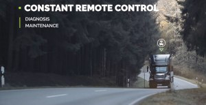 Remote Monitoring and Support for Trucks