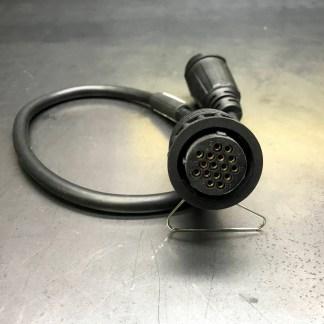 TEXA DAF Euro 2/3 Truck Diagnostic Cable