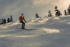 Me Skiing in California (1969)
