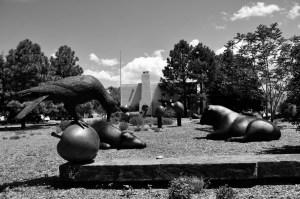 Park Art in Santa Fe