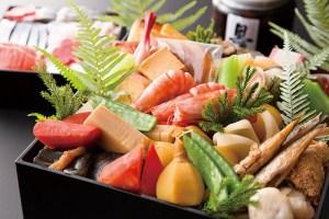 日本料理かが万