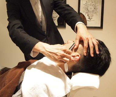 お顔剃りからフェイシャル・自社開発商材を使用したヘッドスパまで、リラクゼーションメニューも充実