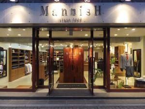 MannisH / Bespoke Studio CREST