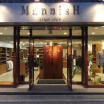 MannisH / Bespoke Studio CREST01