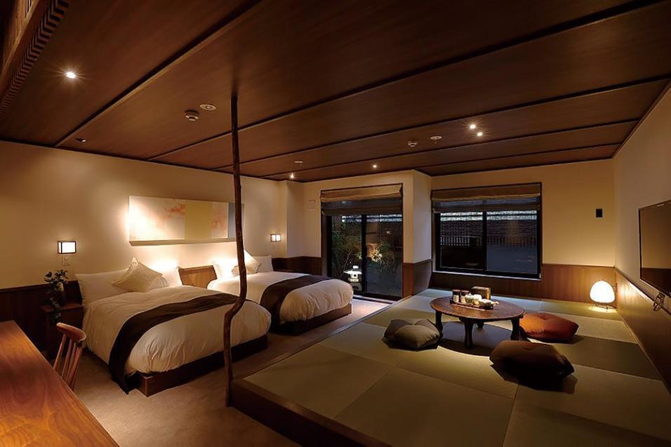 THE JUNEI HOTEL 京都 御所西 客室