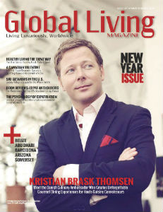 The Dinner Party Global Living Cover2014