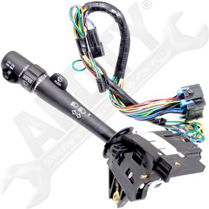 APDTY 88964580 MultiFunction Switch Turn SignalDimmerCruiseWiperLever