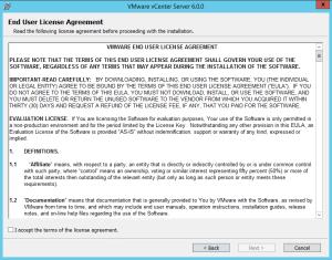 vCenter-Agreement