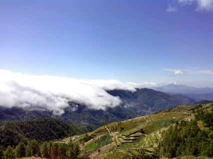 Sea of Clouds in Mt. Pulag Jump Off