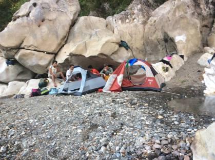 Daraitan - Tinipak River Camp