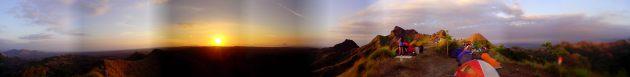 Sunrise Mt. Batulao
