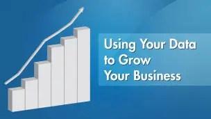 GK Use Data to grow