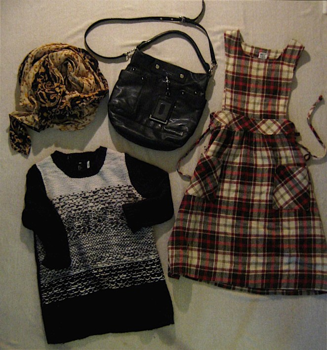purchases from Blogger Bazaar
