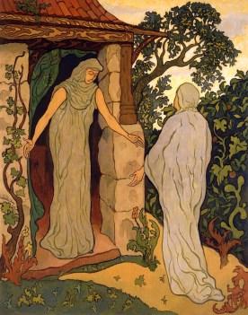 """The Visitation"" Ranson (1894)"