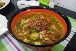 Maggi Ketam, Nasi Ayam Penyet Jakarta