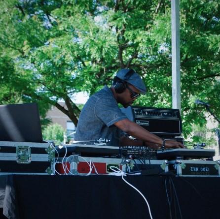DJ Spinna   606 Festival
