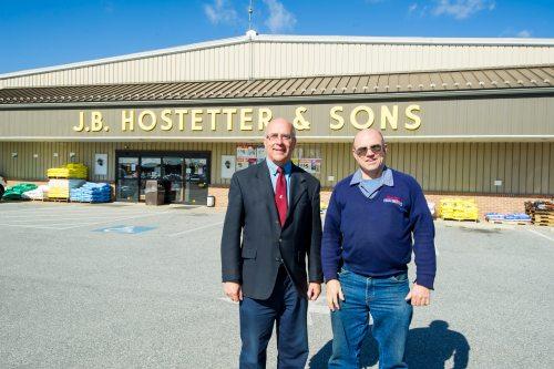 JB Hostetter & Sons Inc in Mount Joy, PA