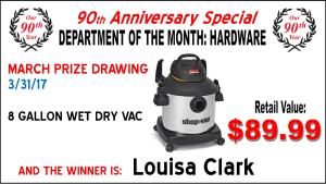 You Can Win Monthly Prizes As Well A Grand Prize At The End Of 2017