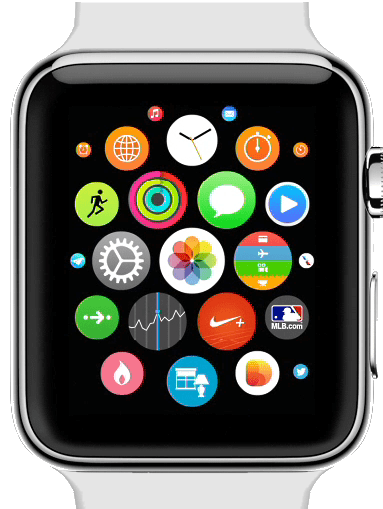 Apple Watch.