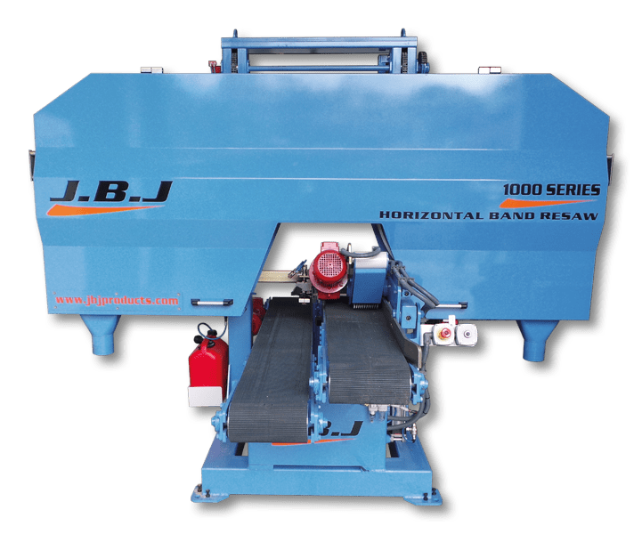 JBJ 1000 Series horizontal rip saw 300